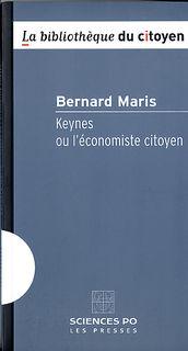 Bernard Maris Keynes ou l'économiste citoyen