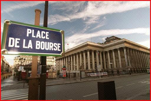 Paris bourse 2
